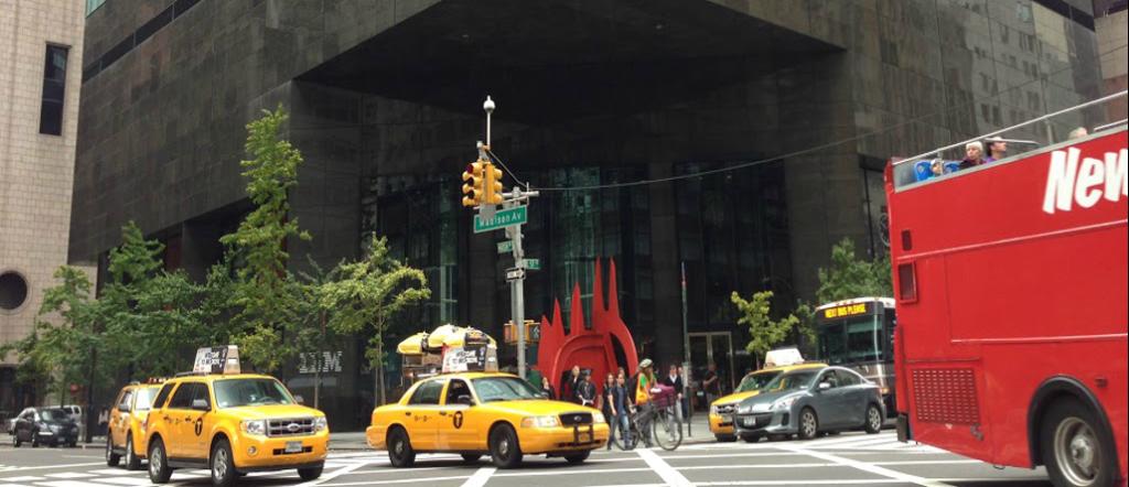 Morris Group - New York Offices - IBM Building